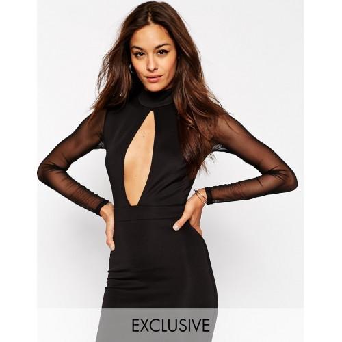 Облегающее платье Oh My Love